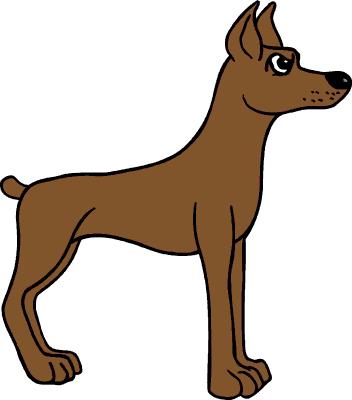 352x400 Dog Clipart Clipart Line Art