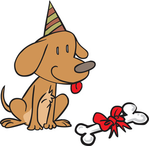 300x293 Free Birthday Clipart Image 0527 1511 0407 4956 Dog Clipart