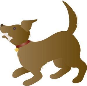 300x299 Free Dog Bone Clipart Image 0071 0902 0317 5641 Dog Clipart