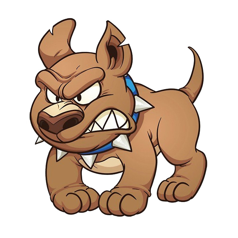800x800 Pitbull Clipart Animated Free Collection Download And Share