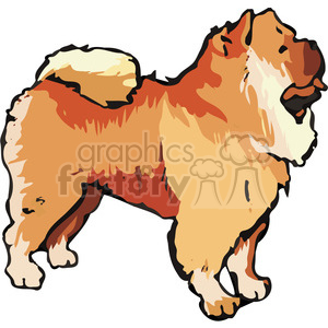 300x300 Clip Art Animals Dogs And More Related Vector Clipart Images