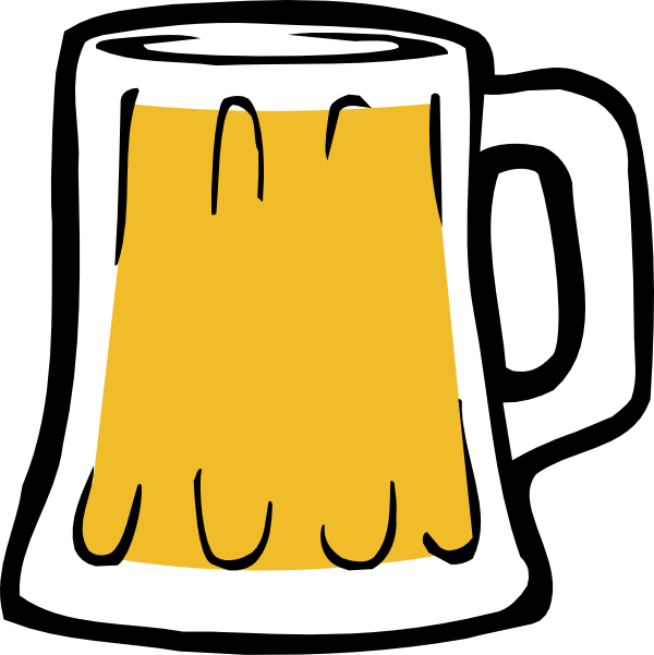 600x601 Root Beer Clipart Beer Pitcher