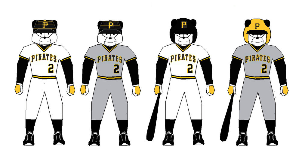 Pittsburgh Pirates Clipart