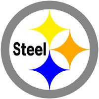 200x200 Pittsburgh Steelers Logo Clipart