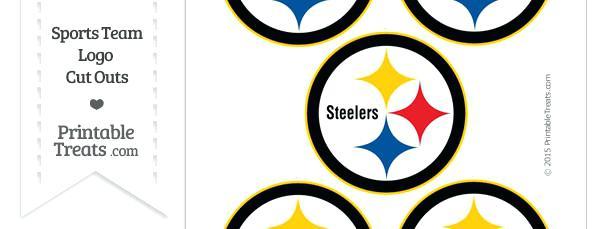 610x229 Steeler Logo Clip Art Logo By Pittsburgh Steelers Logo Clip Art