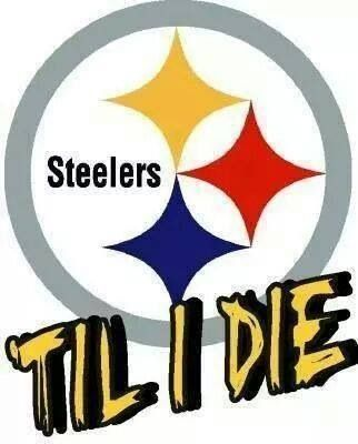 322x400 Til I Die It Will Be Mentioned In My Obituary! Steelers