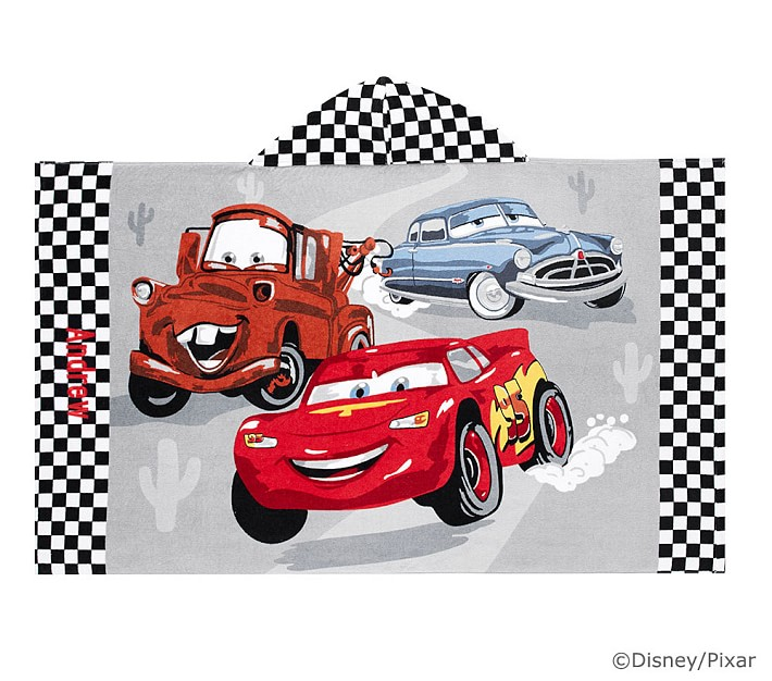 710x626 Cars Beach Wrap Pottery Barn Kids