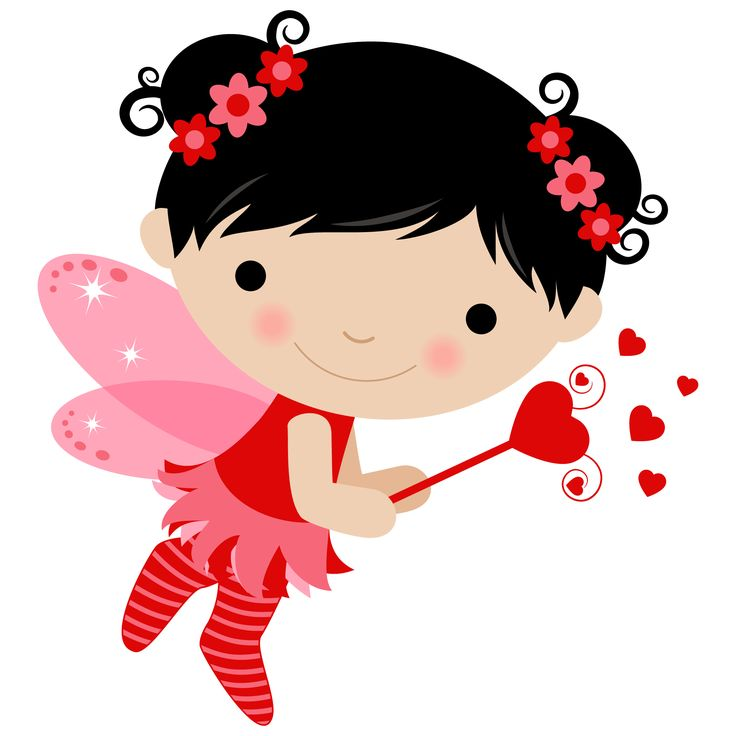 Pixie Hollow Clipart