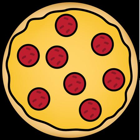 450x450 Pizza Clip Art