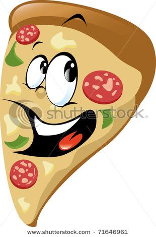 310x470 Pizza Clip Art