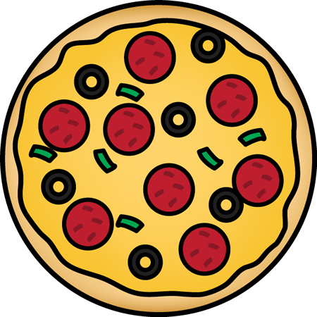 450x450 Pizza Clipart The Top 5 Best Blogs On One Whole Pizza Clipart