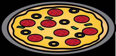 450x219 Clip Art Images Pizza Clipart Download