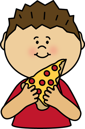 298x450 Eating Pizza Clipart Boy Eating Pizza Clip Art Boy Eating Pizza