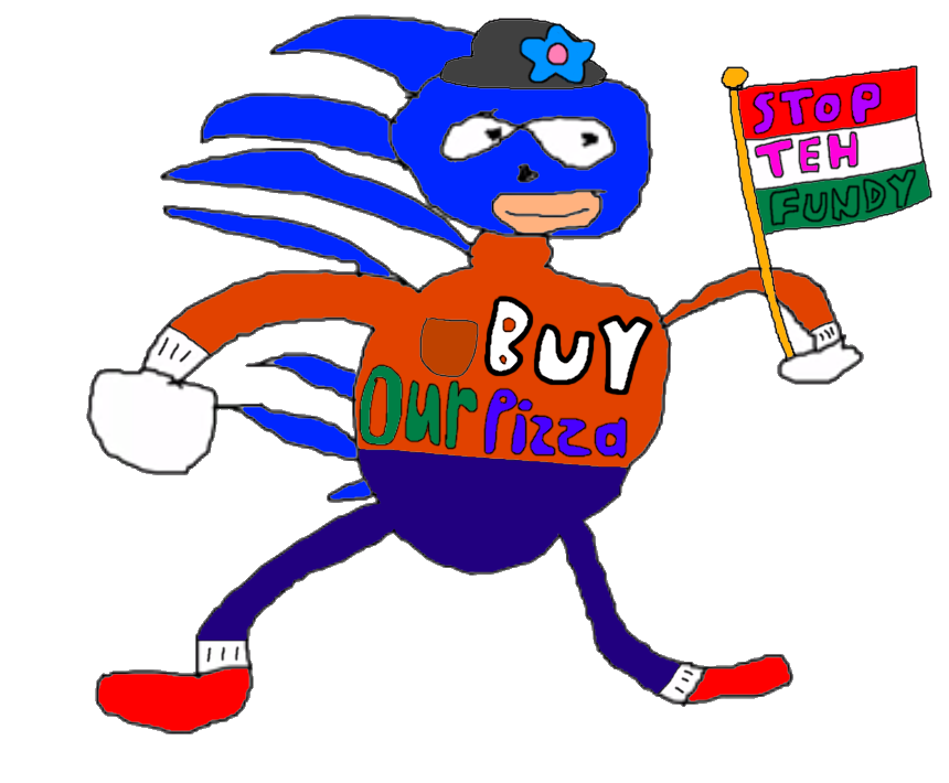 860x710 Sanic Works At Pizza Hut Sanic Hegehog Wiki Fandom Powered By