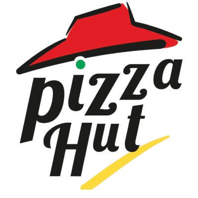 400x400 Custom Pizza Hut Logo Iron On Transfers (Decal Sticker) No.100442