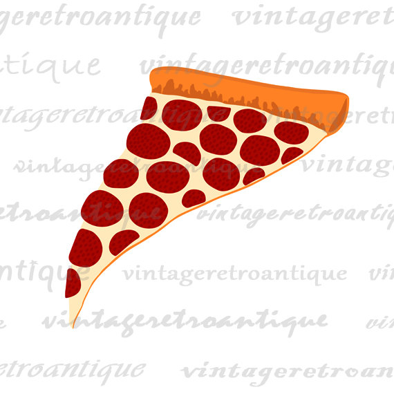 Pizza Slice Clipart