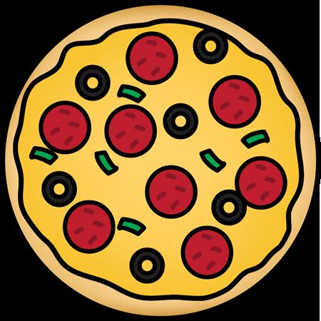 450x450 Pizza Clip Art Clipartlook