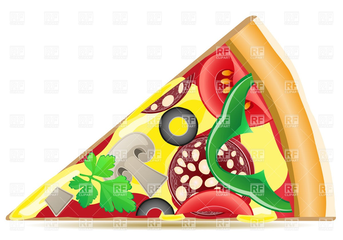 1200x840 Pepperoni Pizza Slice Clip Art Clipart Panda Free Images Lively