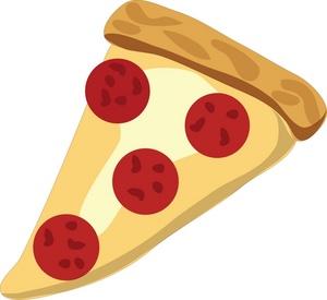 300x275 Pizza Slice Clipart No Background