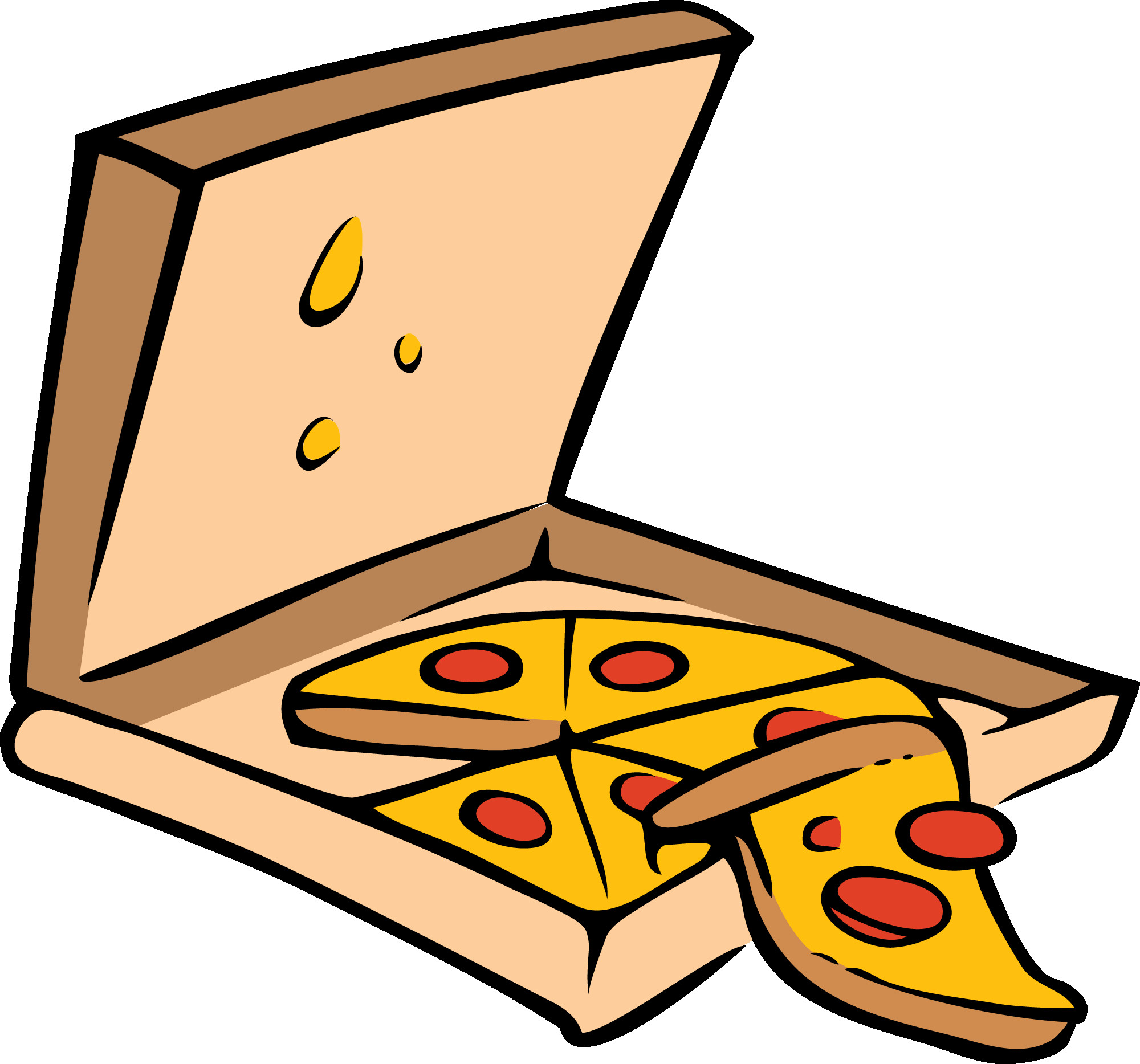 2000x1867 Pizza Slice Png Clip Art Best Web Clipart Also Png