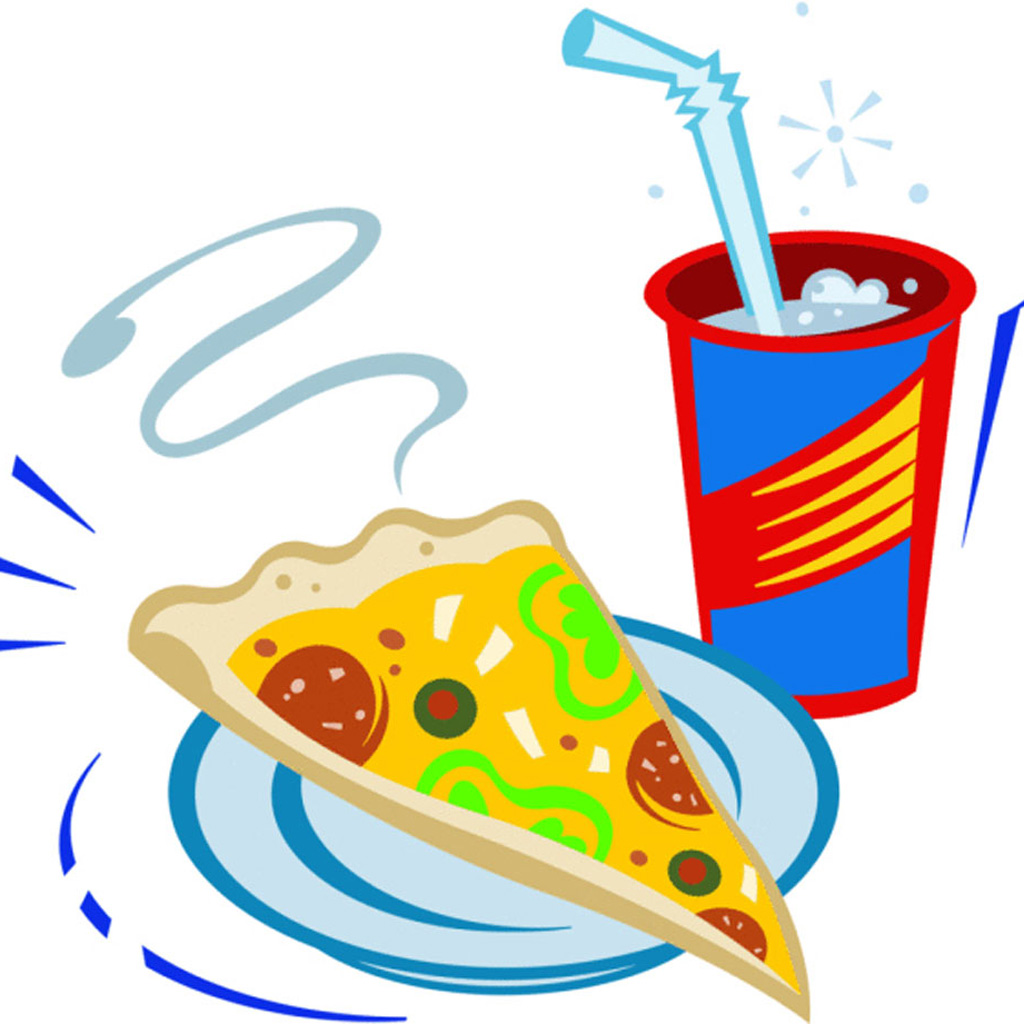 1024x1024 Pizza Chips Clipart