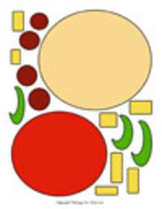 Pizza Toppings Clipart