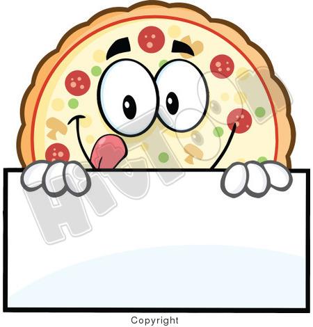 450x470 Pizza Menu Clipart