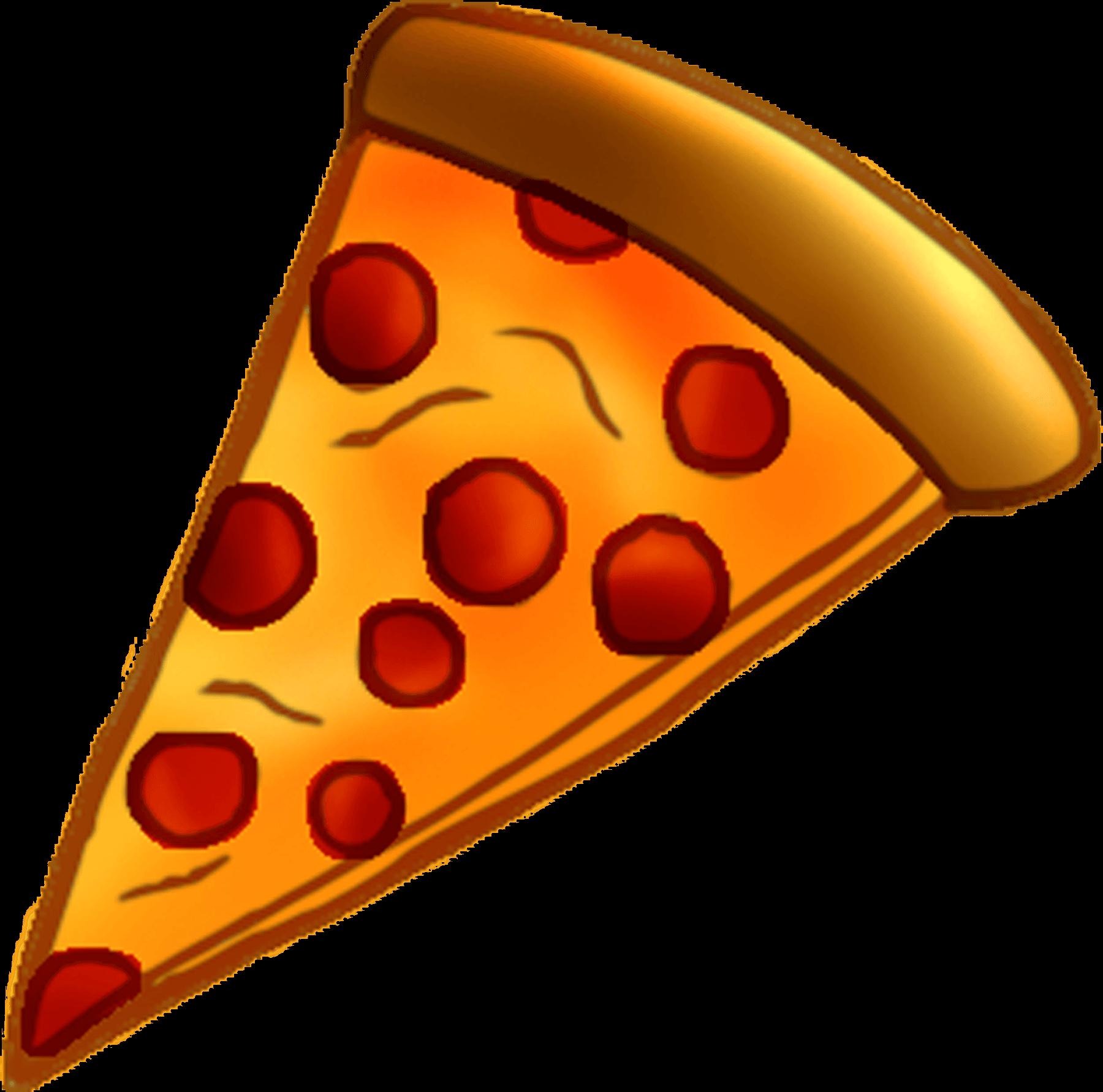 1800x1783 Pizza Slice Cliparts