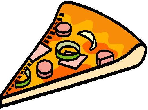 510x382 Pizza Toppings Clipart