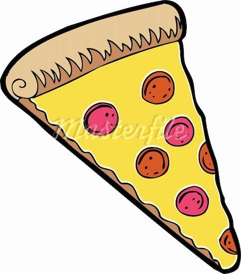 484x550 Pizza Base Clipart Collection
