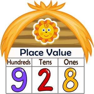300x300 Kids Math Place Value Appstore For Android