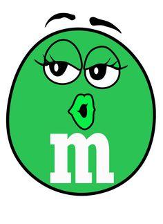 236x324 Mampm's Big Face Placemat Green Mampm Birthday Ideas