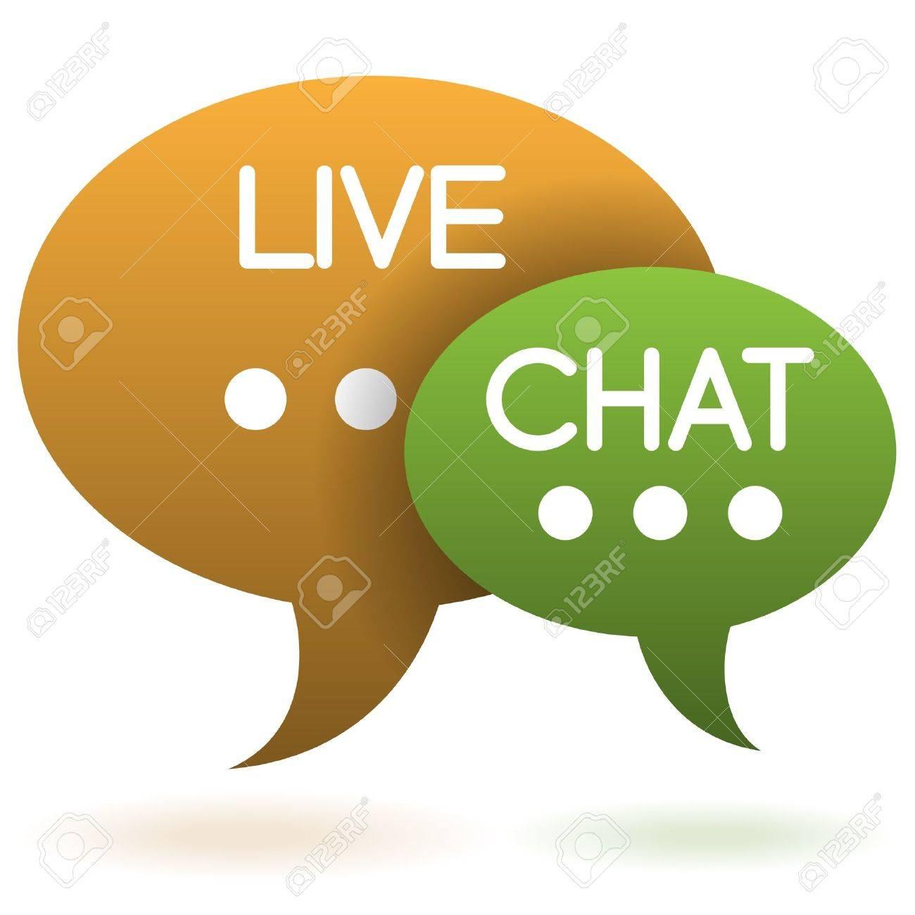 1300x1300 Live Chat Clipart Clip Art