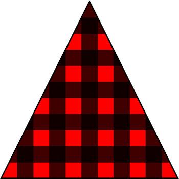 350x350 Lumberjack Plaid Geometric 2d Shapes Clip Art By Reading With Mrs D
