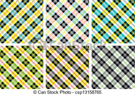 450x317 Plaid Patterns Collection Of Complex Scotish Pattern In Clip