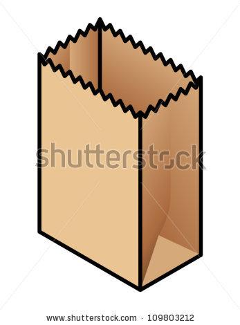 347x470 Paper Bag Clipart Amp Paper Bag Clip Art Images