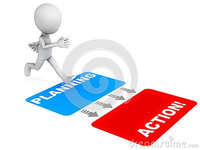 400x300 Ideal Plan Clipart Action Plan