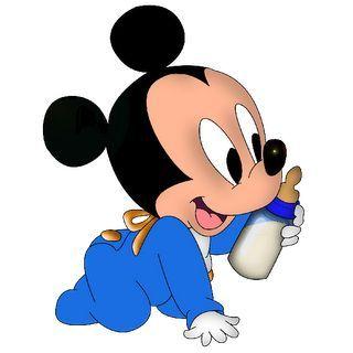 320x320 Babies Baby Cartoon Cartoon Baby Disney Cruise Plan Baby Mickey