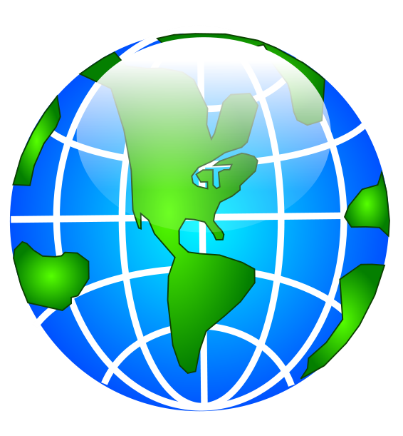 566x611 Globe Earth On Planet Earth Clip Art And Earth Day Clipartwiz 2