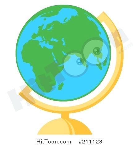 450x470 World Globe Clip Art Clip Art Graphic Of A World Globe Cartoon