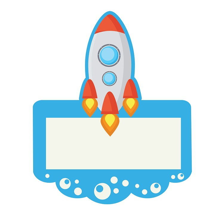 720x720 Free Photo Clipart Spaceship Clip Art Kids Rocket Cute