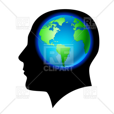 400x400 Man Brain Is The Land
