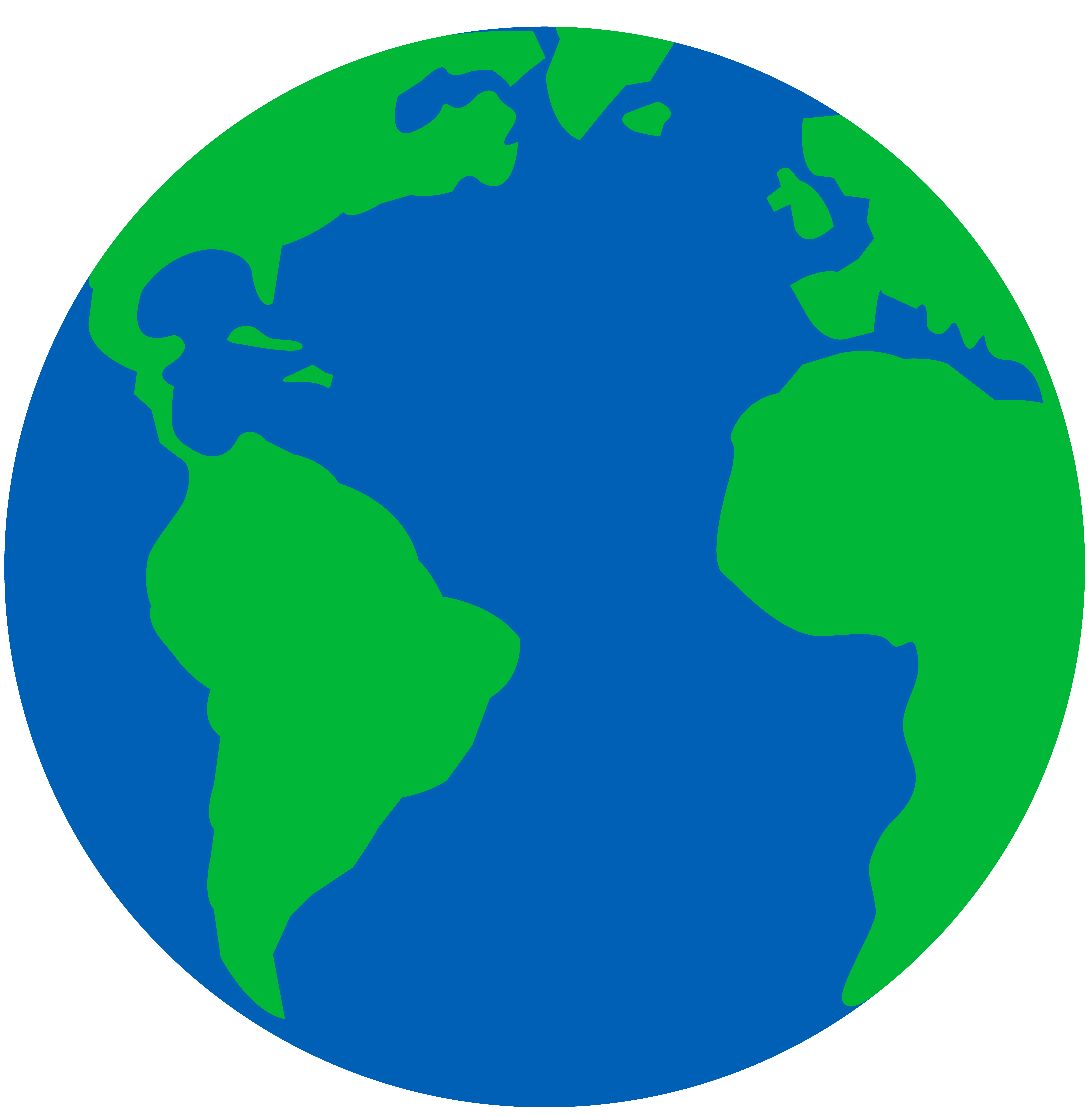 7647x7814 Planet Earth Clip Art