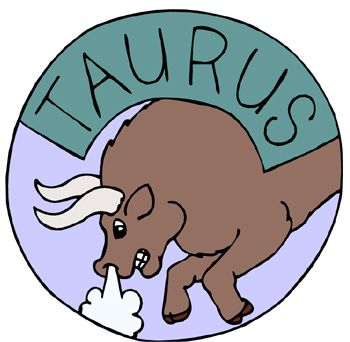 350x342 Taurus Sign The Bull Ruling Planet Venus Ruling House 2nd House