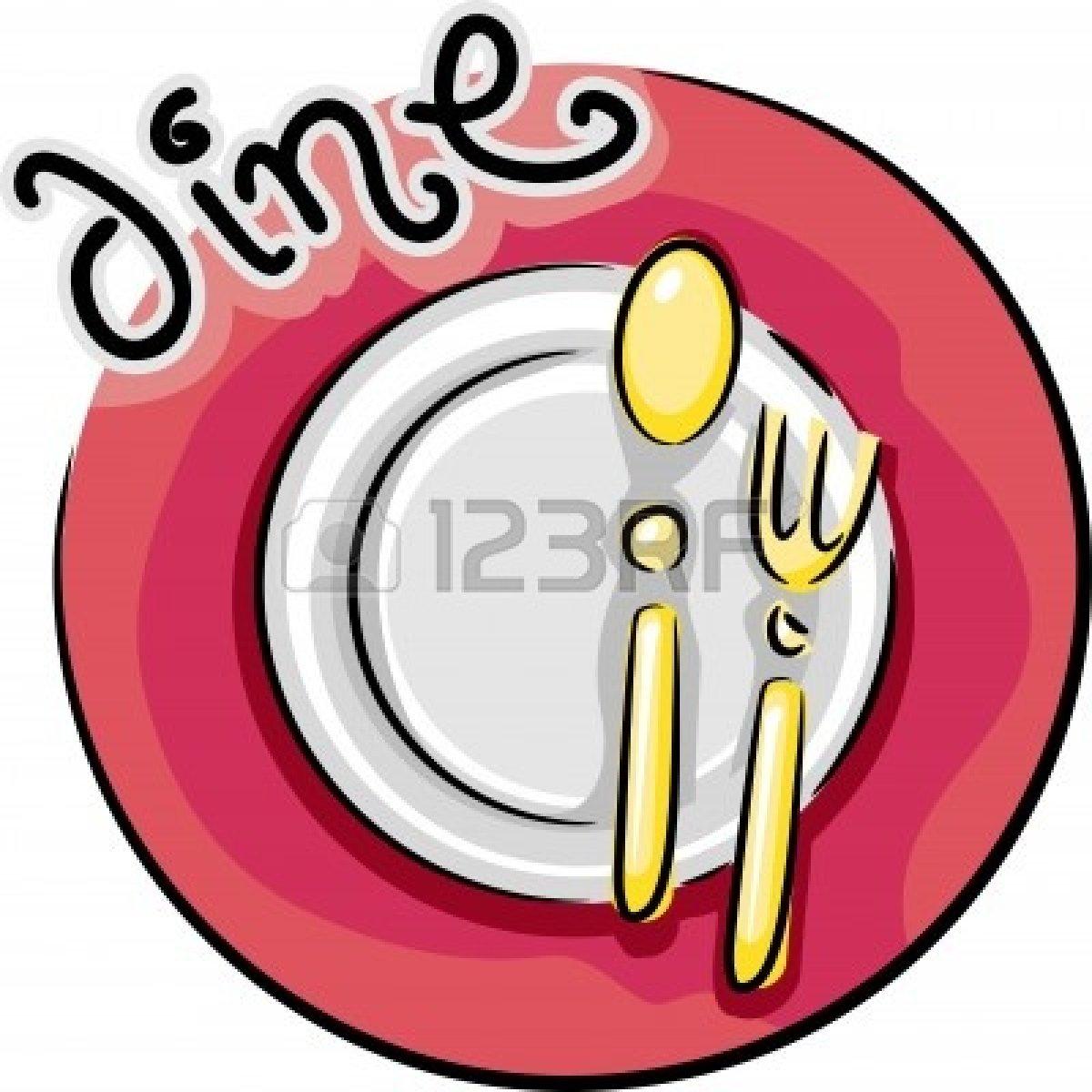 1200x1200 Dinner Plate Clip Art Clipart Panda
