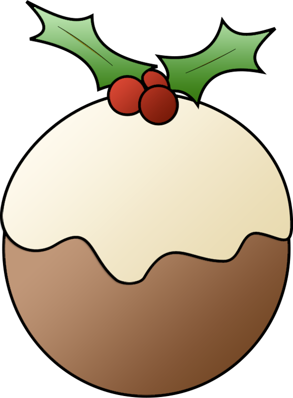 577x785 Christmas Food Clipart