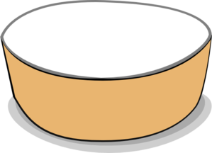 299x216 Clip Art Cat Bowl Of Food Clipart 33