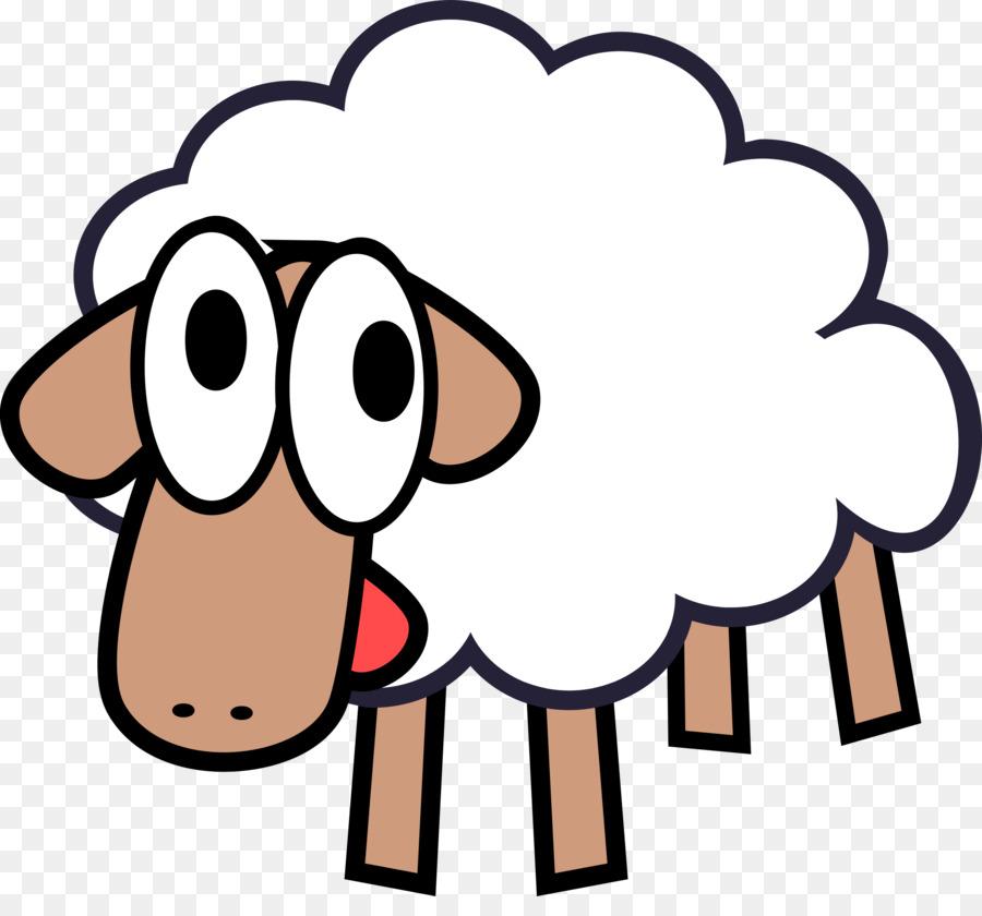 900x840 Black Sheep Lamb And Mutton Cartoon Clip Art