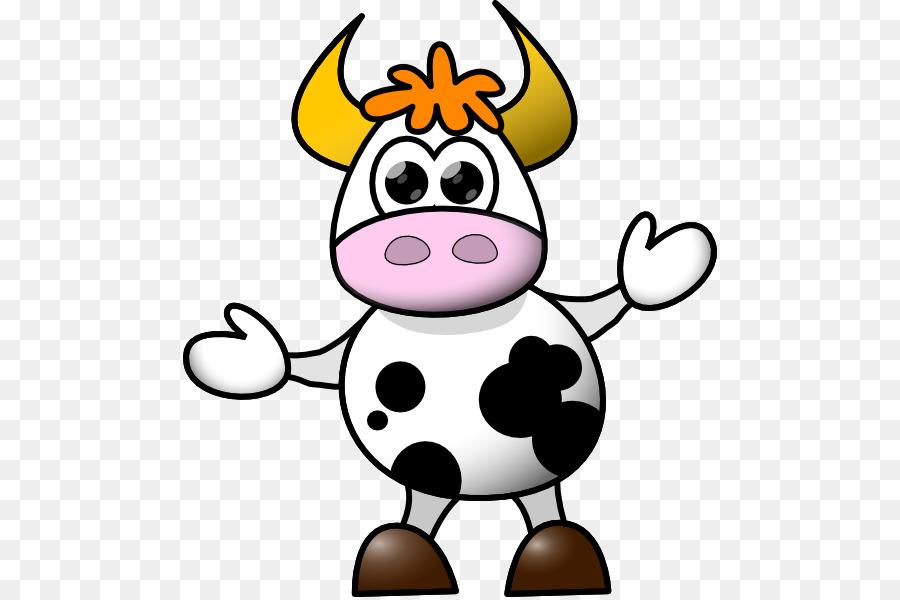 900x600 Cattle Cartoon Clip Art