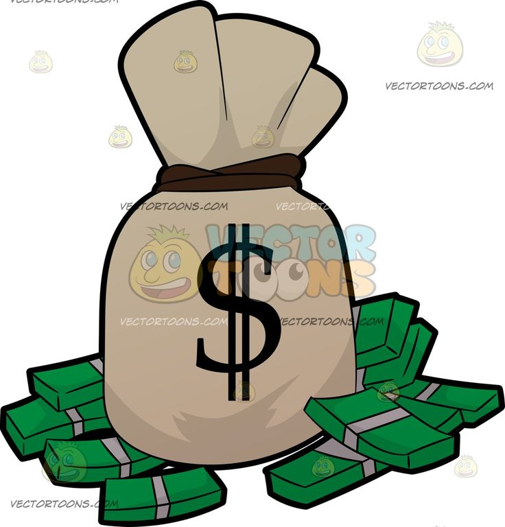 Play Money Clipart